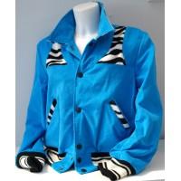 Light Blue Park Regal Jacket