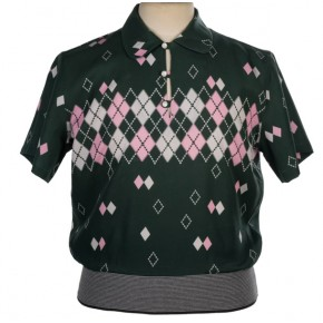 Green Argyll Gaucho Shirt
