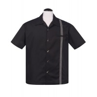 Steady - Black Six String Shirt
