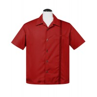 Steady - Red Six String Shirt