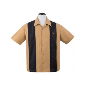 Steady - Kings Road Mustard Shirt