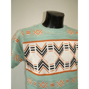 Mint Thunderbird Knit