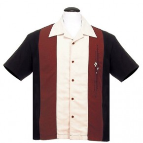 Steady - Rust Trinity Shirt