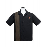 Steady - Floor It Black Shirt