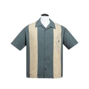 Steady - Grey Mid Cent Marvel Shirt