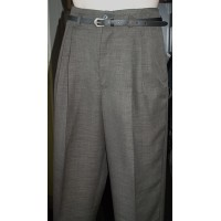 Charcoal High Waisted Trousers
