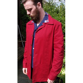 Claret Hollywood Jacket