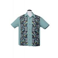Mint Tiki in Paradise Shirt