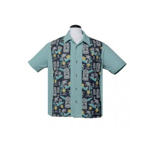 Mint Tiki in Paradise Shirt
