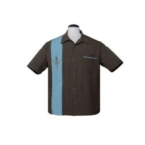 Coffee Tiki Bamboo Shirt