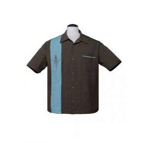 Coffee Tiki Bamboo Shirt
