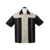 Black ' The Oswald ' Shirt