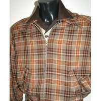 Tan Plaid Ricky Jacket