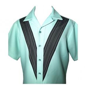 Swankys - Aaron Mint Shirt