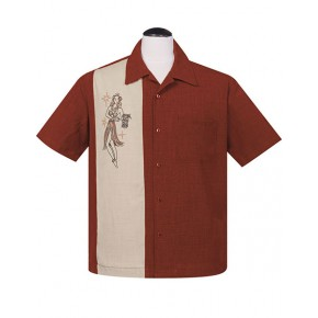 Steady - Rust Mai Tai Shirt