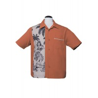Steady - Leilani Rust Shirt