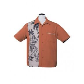 Steady - Leilani Rust Shirt