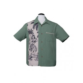 Steady - Leilani Mint Green Shirt