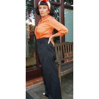 Swing Trousers Black