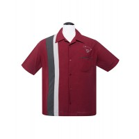 Steady - Boomer Ruby Shirt