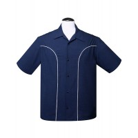 Steady - Navy Rio Shirt