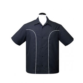 Steady - Charcoal Rio Shirt
