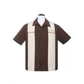 Steady - Brown Regal Shirt