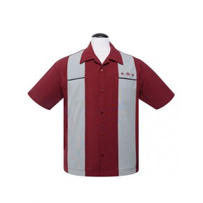 Steady - Burgundy Regal Shirt