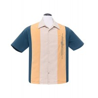 Steady - Teal Trinity Shirt