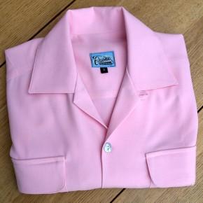 Pink Gab Shirt