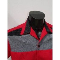 Swankys - Red Atomic Haley Shirt