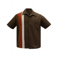 Steady - 'The Charles' Brown Shirt
