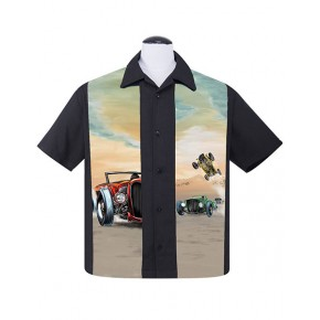 Steady - Hotrod Derby shirt