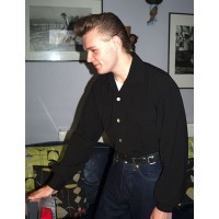 Black Gab Shirt