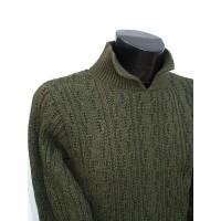 Classic Memphis Sweater - Green