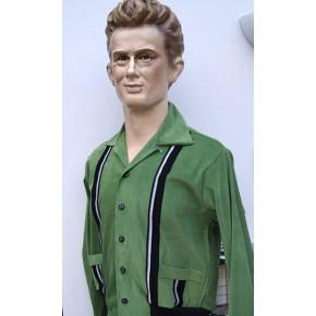 Swankys - Green King Sports Cord Jacket