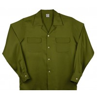 Green Gab Shirt