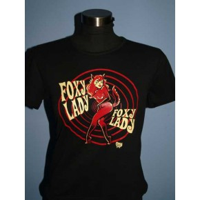 Vince Ray - Foxy Lady Tee