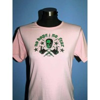 Liquor Brand - No Hope Pink Tee