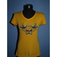 Steady Clothing - Yellow Mommy Tee